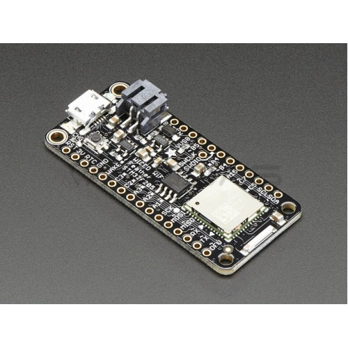 Adafruit Feather WICED WiFi STM32F205 32-bit Broadcom - Arduino Compatible