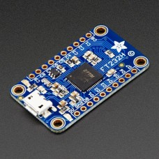 Adafruit FT232H keitiklis USB - UART SPI I2C GPIO