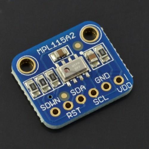 Adafruit MPL115A2 – skaitmeninis barometras aukščio jutiklis 115kPa I2C 3-5V
