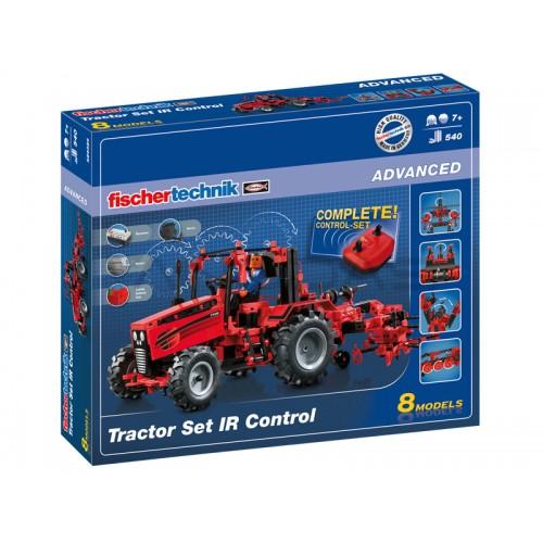 ADVANCED Tractor Set IR Control Traktoriaus modelio rinkinys