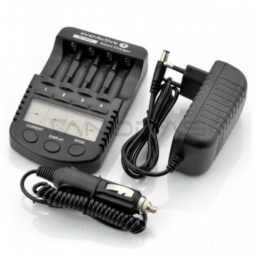 Battery charger everActive NC-1000 Plus