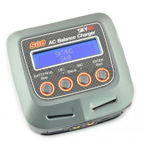Battery Charger  with balancer SkyRC S60
