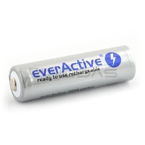 Battery EverActive Silver Line R6 AA Ni-MH 2000mAh
