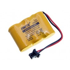Battery Kinetic Ni-Cd 2/3R6 3.6V 450mAh