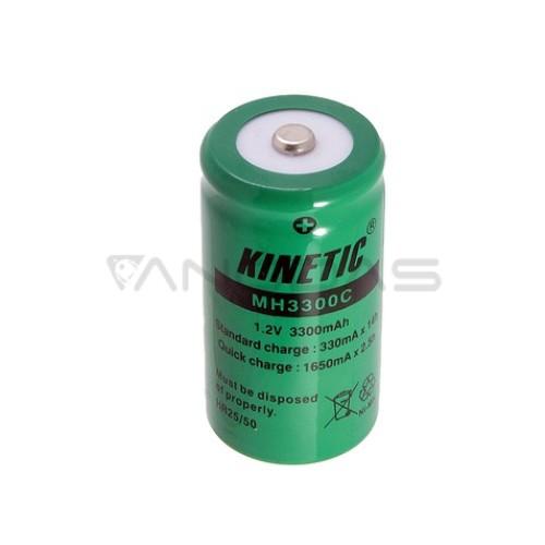 Akumuliatorius Kinetic SC Ni-MH 1.2V 3000mAh