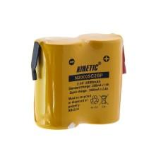 Battery Kinetic SC Ni-MH 2.4V 2000mAh