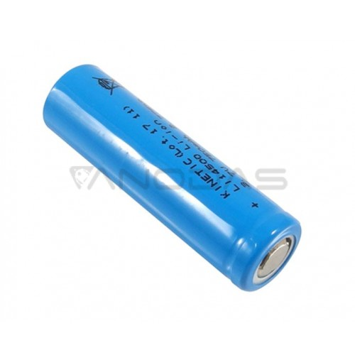 Lithium-Ion rechargeable battery LI14500 Kinetic