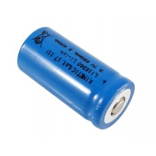 Lithium-Ion rechargeable battery LI16340 Kinetic