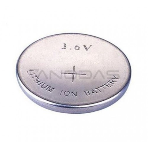 Lithium-ion rechargeable coin cell LIR2032H 60mAh Kinetic