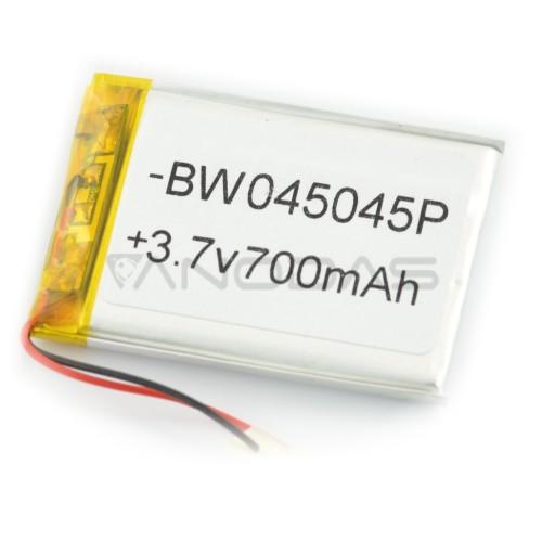 Battery Li-Pol 700mAh 3.7V