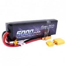 Akumuliatorius Li-Pol Gens Ace 5000mAh 50C 2S 7.4V - XT90