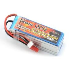 Akumuliatorius Li-Pol Gens Ace 5200mAh 10C 3S 11.1V