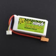 Akumuliatorius Li-Pol GPX Extreme 1550mAh 45C 3S 11.1V