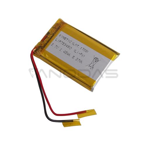 Battery Li-Pol KINETIC 1450mAh 3.7V