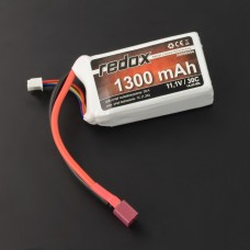 Akumuliatorius Li-Pol Redox 1300mAh 30C 3S 11.1V