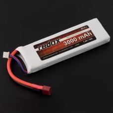 Akumuliatorius Li-Pol Redox 3000mAh 30C 2S 7.4V