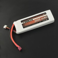 Akumuliatorius Li-Pol Redox 3000mAh 30C 3S 11.1V