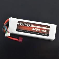 Akumuliatorius Li-Pol Redox 4400mAh 30C 4S 14.8V