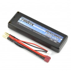 Battery Li-Pol Redox Racing 4000mAh 35C 2S 7.4V