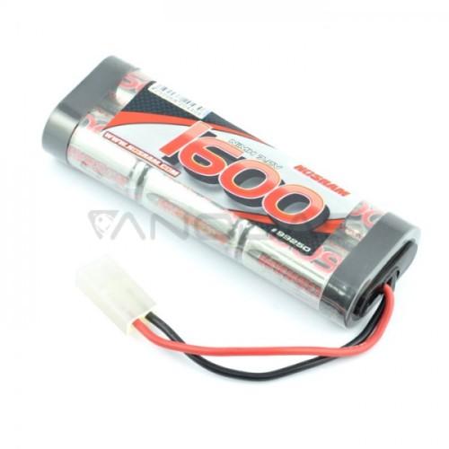 Battery NiMH Nosram Sport Pack 1600mAh 7.2V