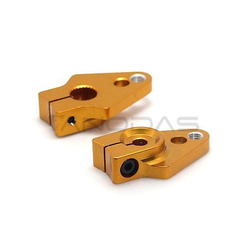 Aliumininė Alkūnė Feetech FK-AP-7 - 2.5cm / 6mm
