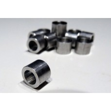 Aluminium Spacer - 38 x 10 x 5 mm 5pcs