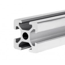 Aluminum profile T-SLOT 2020 - 250mm length