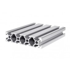 Aluminum profile T-SLOT 2080 - 250mm length