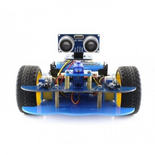 AlphaBot Basic - Arduino Robot Building Kit with Waveshare Uno Plus