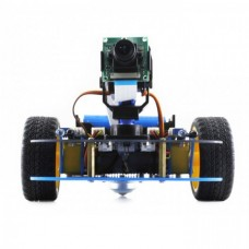 AlphaBot Raspberry Pi roboto rinkinys
