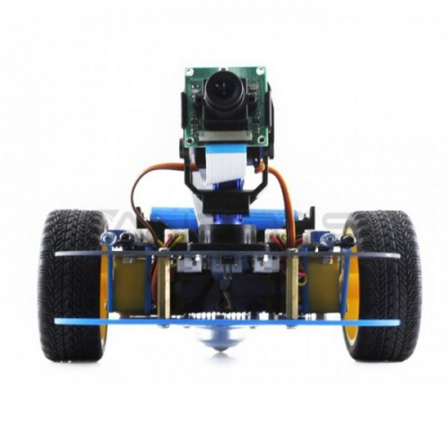 AlphaBot - Pi Acce Pack - Raspberry Pi Robot Building Kit with Camera