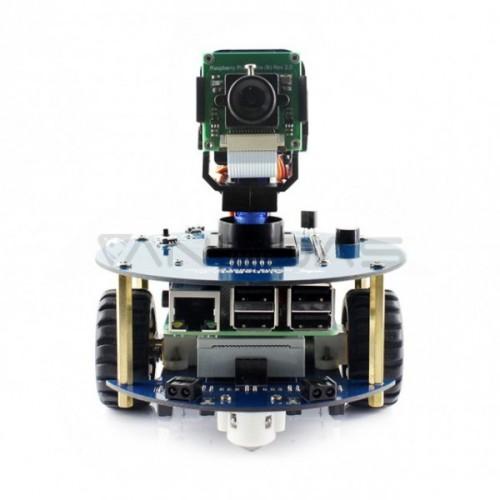 AlphaBot2 - Pi Acce Pack - 2 Ratų Roboto Važiuoklė, DC Varikliais ir Kamera