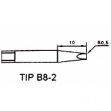 Spare tip for soldering iron ZD-708 - B8-2