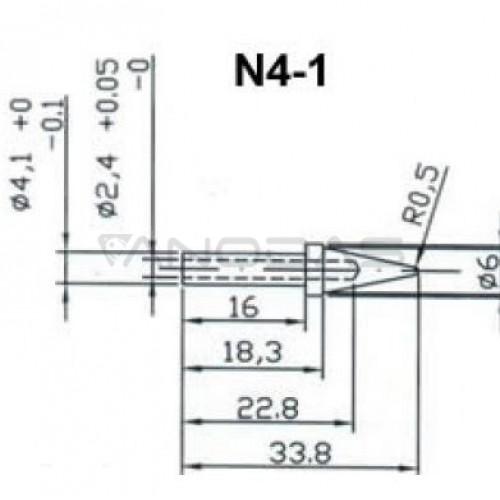 Antgalis lituokliui ZD-916 - N4-1