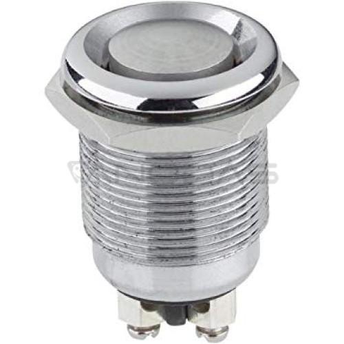 Antivandalinis mygtukas 19mm 2A 250VAC IP66