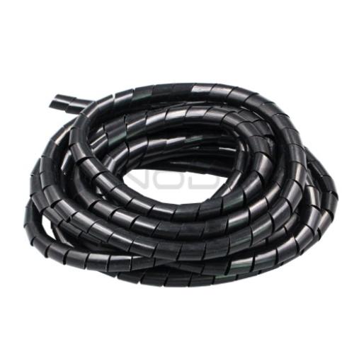 Apsauginis kabelių vamzdelis-spiralė 8mm 12m