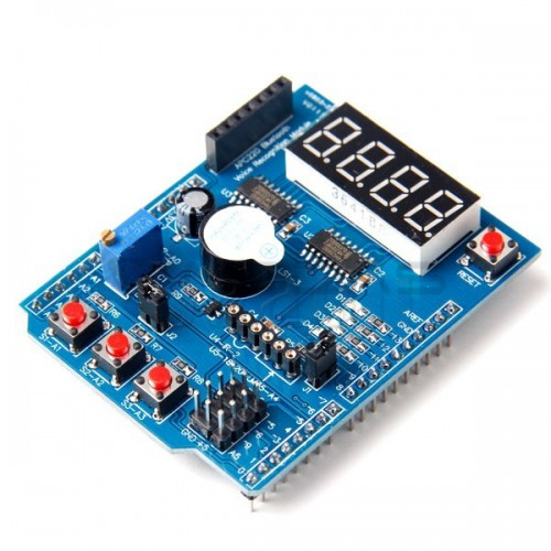 Arduino Multi-Function Shield