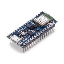 Arduino Nano 33 BLE Sense with pins