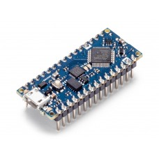 Arduino Nano Every with pins - ABX00033