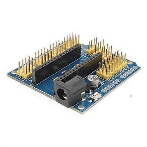 Arduino Nano prototyping shield