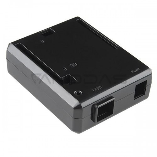 Arduino Uno Case - Black