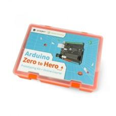 Arduino Zero to Hero Kit - rinkinys pradedančiajam