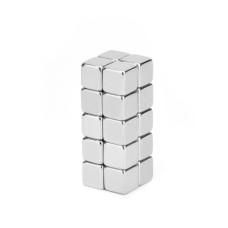Neodimio kvadratinis magnetas 5x5x5mm