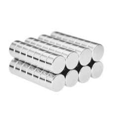 Neodimio apvalus magnetas 10x5mm