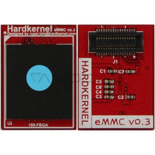 Atminties modulis eMMC 16GB kompiuteriui XU4 su Linux OS