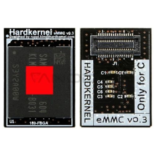 Atminties modulis eMMC 8GB kompiuteriui C2 su Linux OS