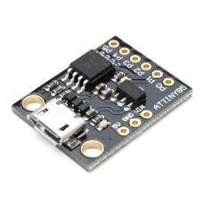 ATTINY85 Development Board - microUSB
