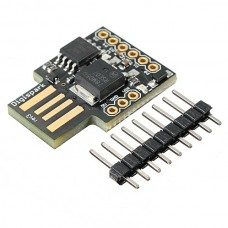 ATTINY85 valdiklis - USB