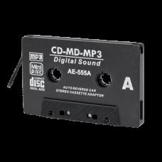 Car CD/MD cassette adapter