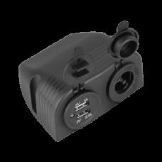 Car charger 2xUSB 3100mA